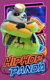 รีวิว เกมสล็อต HIPHOP PANDA