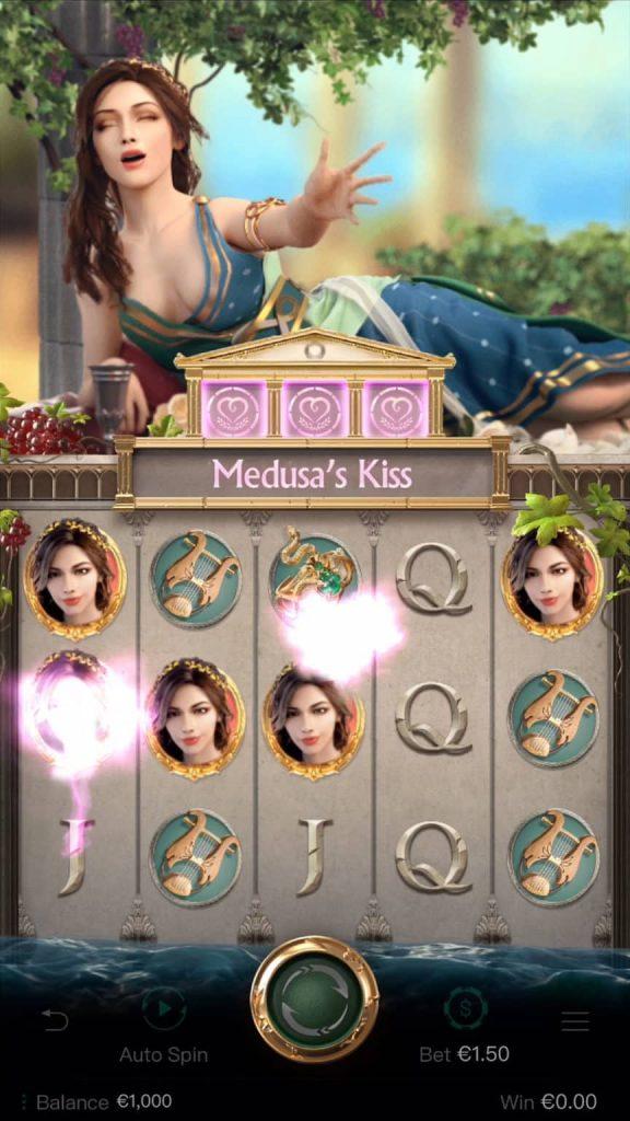 รีวิว เกมสล็อต Medusa