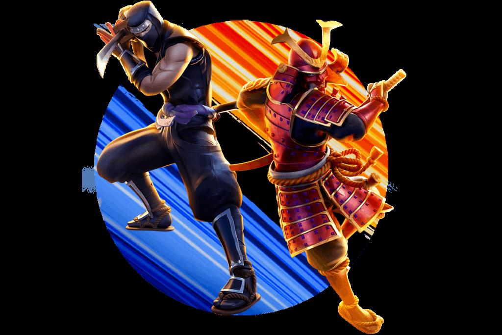 รีวิว เกมสล็อต Ninja vs Samurai
