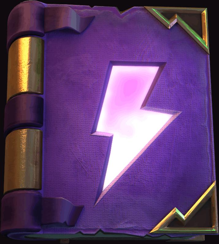 super slot ไอเทอมหนังสือแห่งลม จากเกมสล็อต Wizdom Wonders