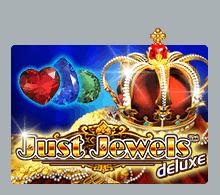 รีวิว เกมสล็อต Just Jewels Deluxe