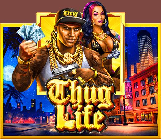 รีวิวเกมสล็อต Thug Life