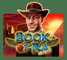 รีวิวเกมสล็อต Book of Ra