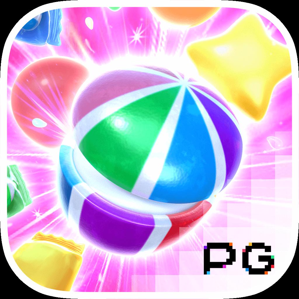 Candy Bonanza เกมสล็อตใหม่ล่าสุด ที่โบนัสใหญ่ที่สุดในตอนนี้ จาก PG SLOT