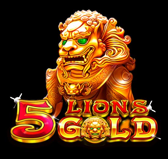 รีวิวเกมสล็อต 5 Lions Gold
