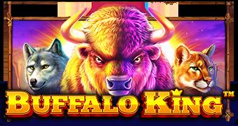 รีวิวเกมสล็อต Buffalo King