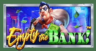 รีวิวเกมสล็อต EMPTY THE BANK