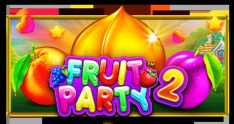 รีวิวเกมสล็อต Fruit Party