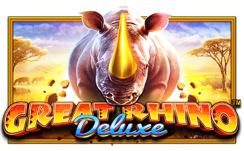 รีวิวเกมสล็อต Great Rhino