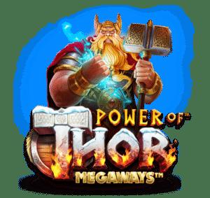รีวิวเกมสล็อต Power of Thor