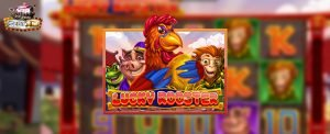 รีวิวเกมสล็อต Lucky Rooster