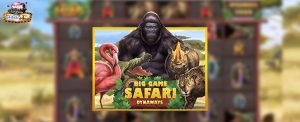 รีวิวเกมสล็อต Big Game Safari