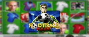 รีวิวเกมสล็อต Football Rules