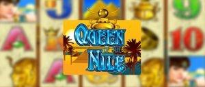รีวิวเกมสล็อต Queen Of The Nile