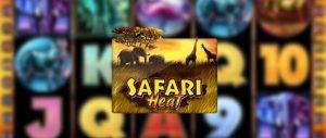 รีวิวเกมสล็อต Safari Heat