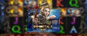 รีวิวเกมสล็อต Immortals